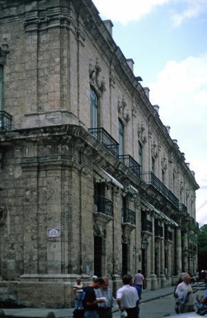 Primary view of Palacio de los Capitanes Generales