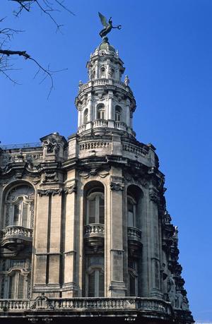 Primary view of Gran Teatro de la Habana