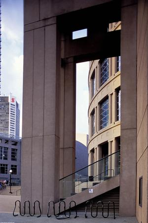 Primary view of object titled 'Vancouver Library Square'.