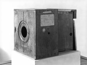 Primary view of Camera of Joseph Nicephore Niepce
