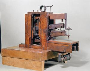 Couseuse, The First Sewing Machine