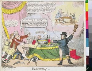 Primary view of Economy