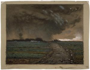 Primary view of object titled 'Coming Storm'.