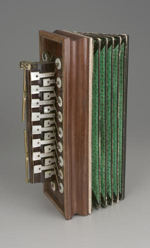 Primary view of object titled 'Accordion'.