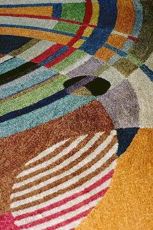 Primary view of object titled 'Living Room Carpet'.