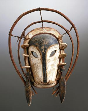 Primary view of Wolf Mask