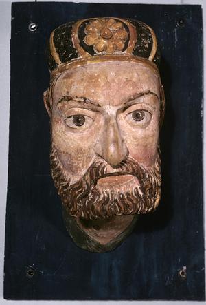 Primary view of Wawel Head: Man in a Net Bonnet