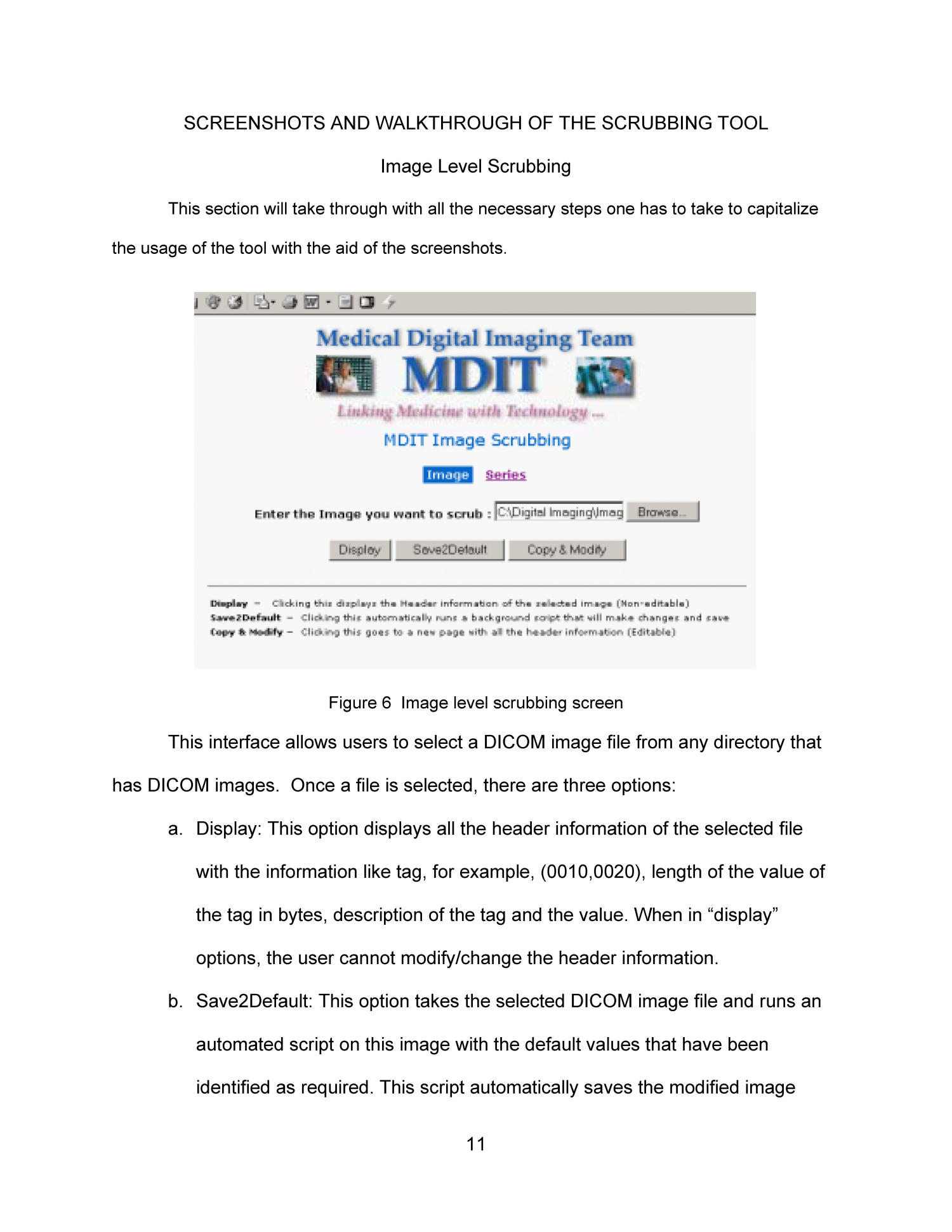 DICOM Image Scrubbing Software Library/Utility - Page 11