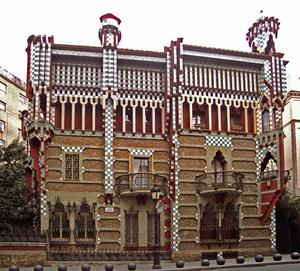 Primary view of Casa Vicens