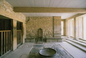 Primary view of object titled 'Palace of Minos at Knossos'.