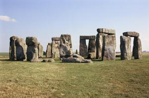 Primary view of object titled 'Stonehenge'.