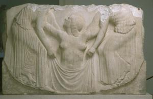Primary view of object titled 'Ludovisi Throne'.