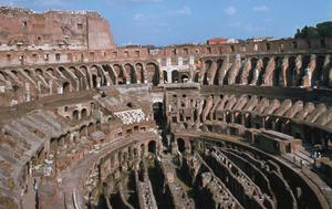 Primary view of object titled 'The Colosseum'.