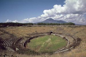 Primary view of object titled 'Amphitheater'.
