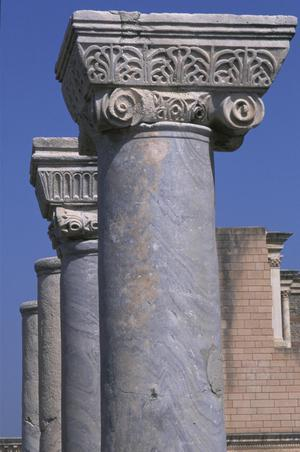 Primary view of object titled 'Roman City'.