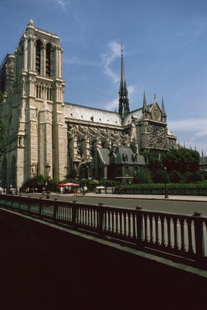 Primary view of object titled 'Cathedral of Notre Dame'.