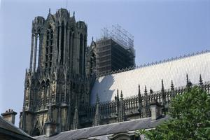 Primary view of Cathedral at Reims