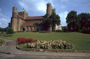 Primary view of Abbey Church of St. Michael