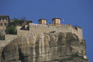 Primary view of Monastery of Varlaám