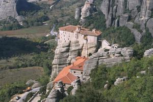 Primary view of Monastery of Rousánou