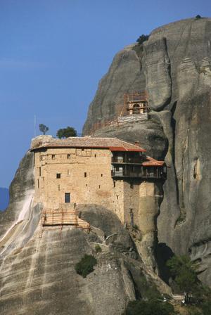 Primary view of Monastery of St. Nicholas Anapavsas