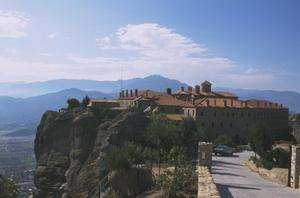 Primary view of Monastery of St. Stephen