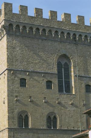Primary view of The Bargello