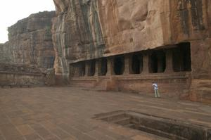Primary view of object titled 'Badami: Cave 3'.