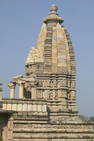 Primary view of object titled 'Lakshmana Temple Complex'.