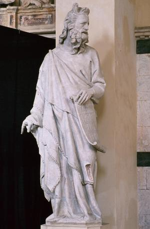 Primary view of Moses