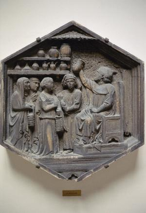 Primary view of Reliefs from the Campanile, Florence