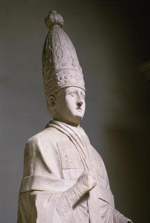 Primary view of object titled 'Pope Boniface VIII Caitani'.