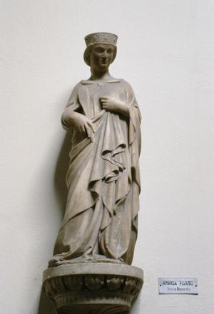 Primary view of Statue of Saint Reperata