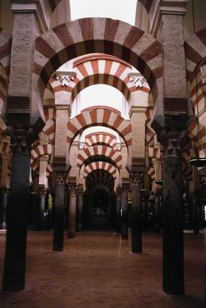 Primary view of object titled 'Mosque of Córdoba'.