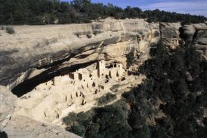 Primary view of Cliff Palace