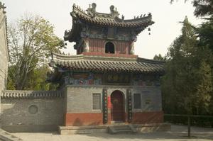 Primary view of White Horse Temple: Bell Tower