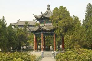 Primary view of White Horse Temple: Pavilion