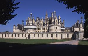 Primary view of Château at Chambord