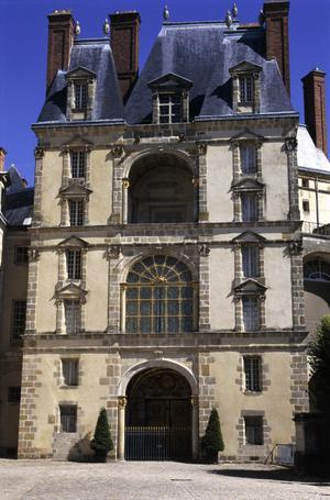Primary view of Château de Fontainebleu
