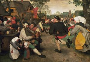 Primary view of The Peasant Dance