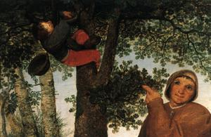 Primary view of Peasant and the Bird Nester