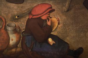 Primary view of Peasant Wedding