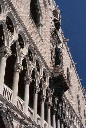 Primary view of object titled 'Doges Palace'.