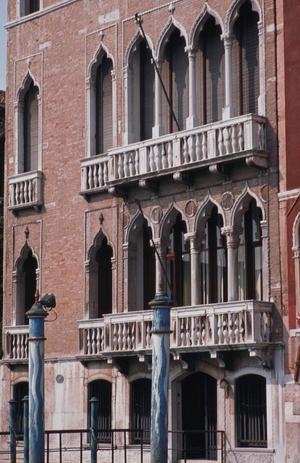 Primary view of Palazzo Pesaro