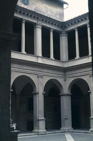 Primary view of S. Maria della Pace Cloister