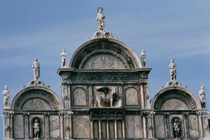 Primary view of object titled 'Scuola Grande di S. Marco'.