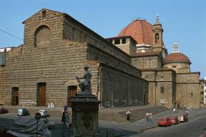 Primary view of San Lorenzo