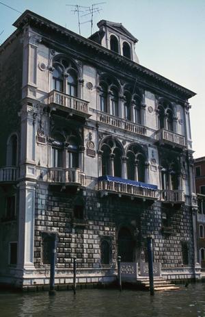 Primary view of Palazzo Corner-Spinelli