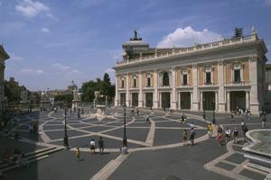 Primary view of Capitoline Museum