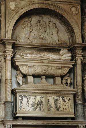 Primary view of Tomb of Doge Niccolo Marchello (d. 1474)